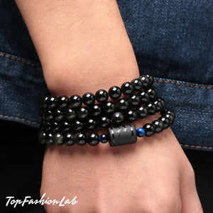NATURAL BOND POWER BRACELETS | Top Fashion Lab