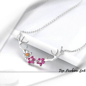TOP FASHION LAB | DEER STYLE NECKLACE