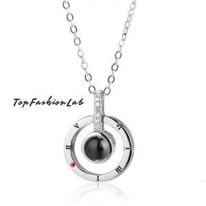 Unique I Love You Pendant | Topfashionlab.com