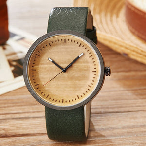 Stylish Wood Watch