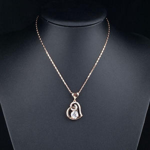 PRECIOUS LOVE NECKLACE