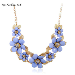 BOHEMIAN SPRING NECKLACE