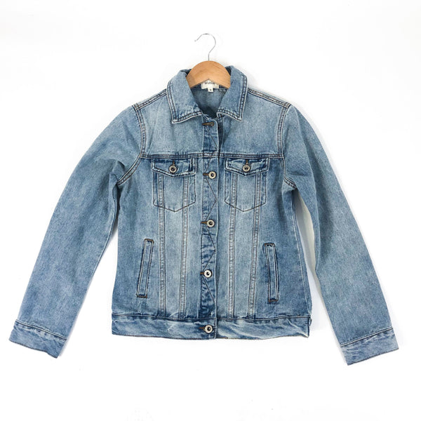 Amelia Light Denim Jacket