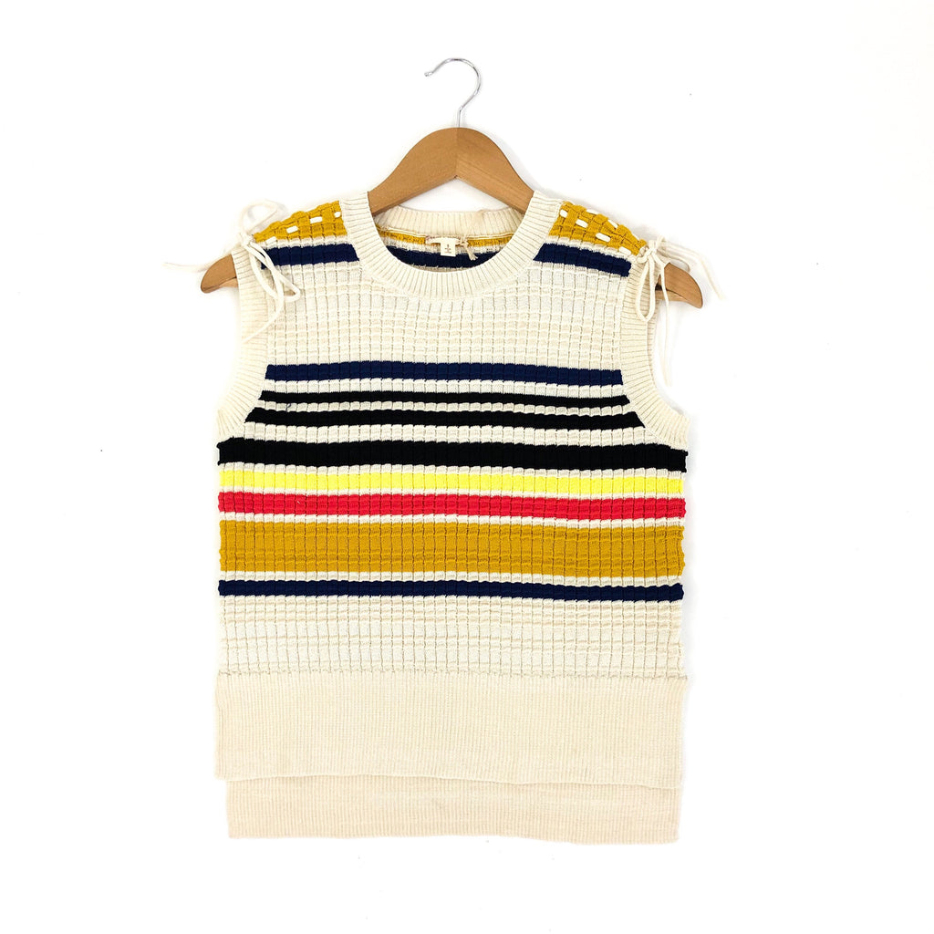 Daisy Cream/Multi Sweater