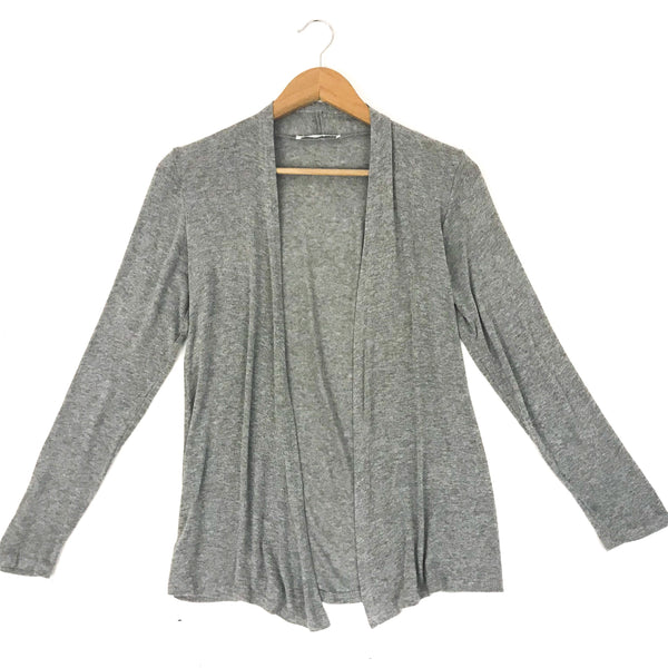 Light Grey Lightweight Cardigan