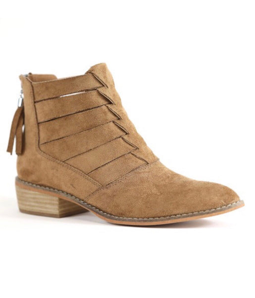 Chloe Suede Whisky Boot