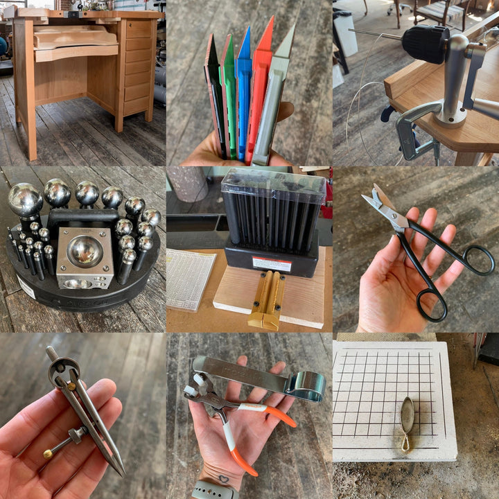 METALSMITH SOCIETY'S TOP NINE TOOL TALK TUESDAYS OF 2020