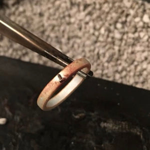 ASK METALSMITH SOCIETY - WHEN YOUR SOLDER IS BLACK AND WON'T FLOW