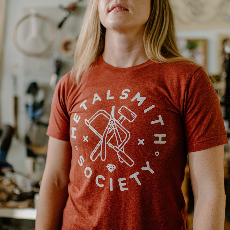 SOCIETY UNISEX T-SHIRT (XS-2XL)