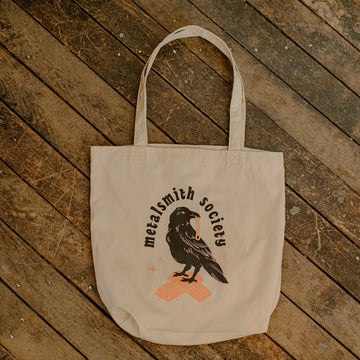 2021 CROW ECO TOTE BAG