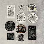 SOCIETY STICKER PACK