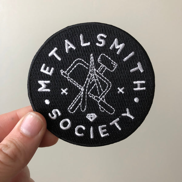 SOCIETY PATCH
