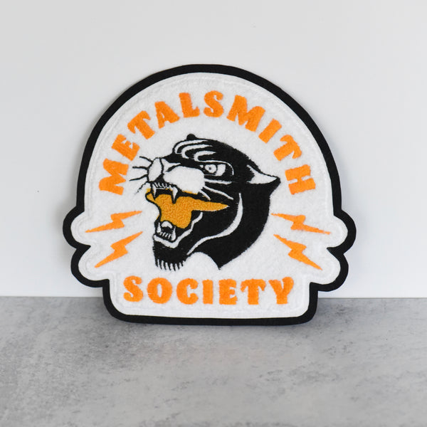 "*LIMITED EDITION* 8"" PANTHER PATCH"