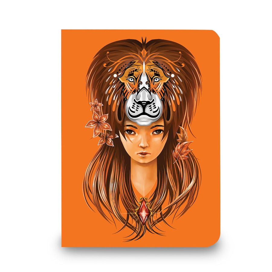 Lion Girl Artbook