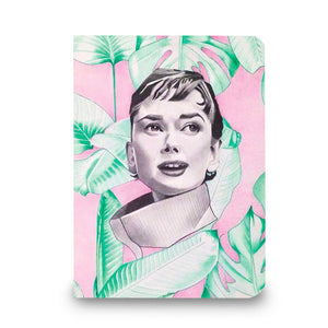 Audrey In Pink Artbook