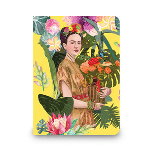 Spring Frida Yellow Artbook