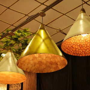 Conos Hangging Lamp Without Teak