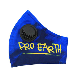 Liga Pro-Earth Jokowi Facemask With Air Valve