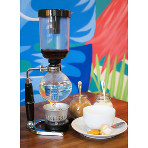 Single Origin Coffee Syphon