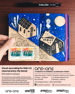 Visual Journaling for Kids 2.0 with Kathrin Honesta