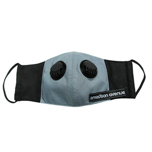 Workwear#5 Facemask With Air Valve