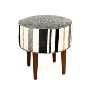 Round Stool/Pouef (Short Body) #1