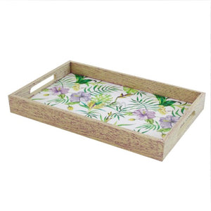 Tropical Forest #1 Tray (Rectangle) - L