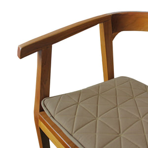 Mono Chair With Cushion