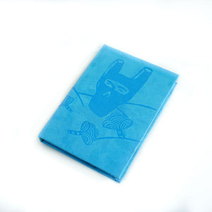DGTMB Notebook Blue
