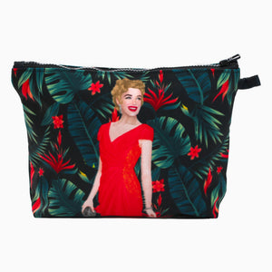 Pouch Marilyn Red