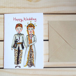 Wedding Card by Sanjung