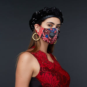 The People Facemask With Air Valve