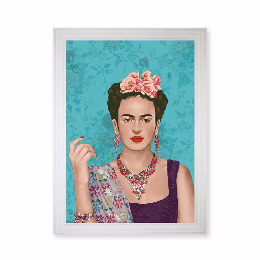 Frida Kahlo Exclusive Frame Art #2