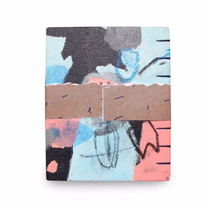 Abstract Handmade Sketchbook