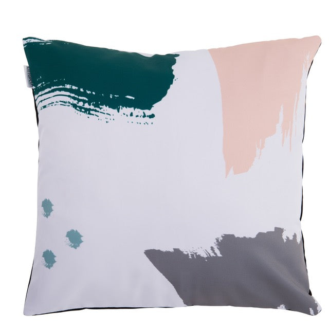 Abstract Paint #5 Pillow
