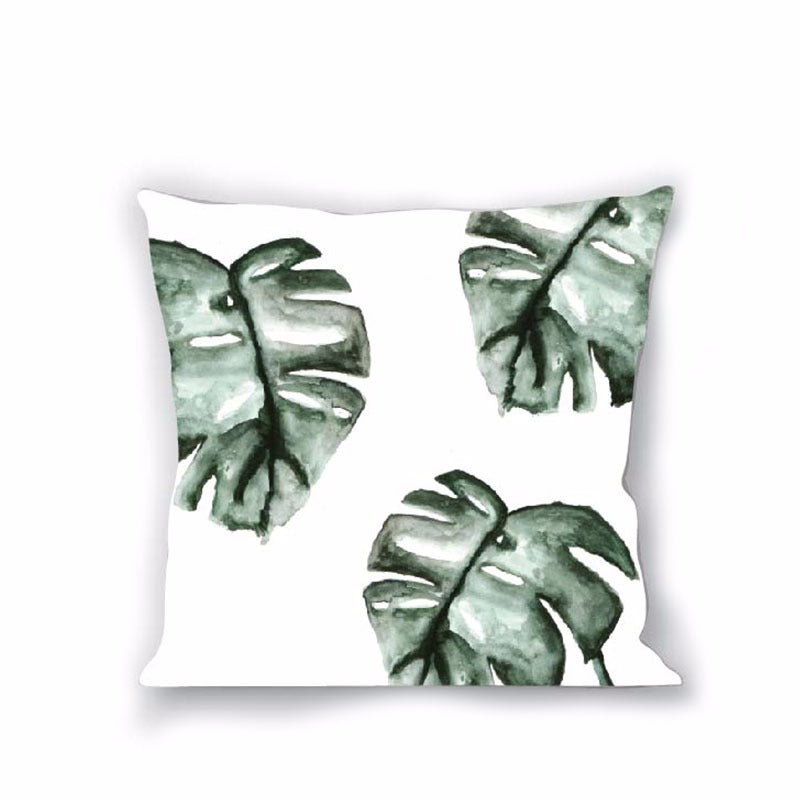 Leaves #2 Pillow