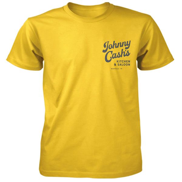 Johnny Cash's Logo Unisex Tee