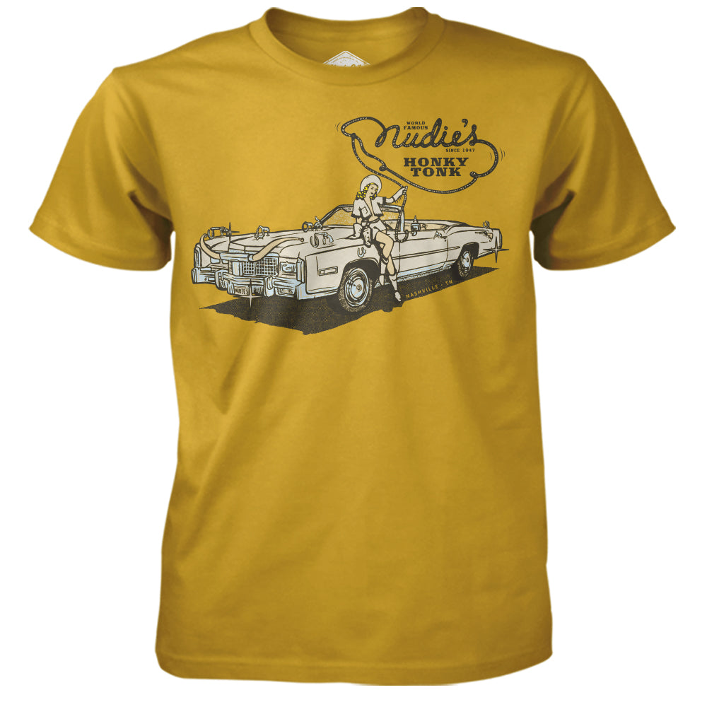 Nudie's Caddy Unisex Tee