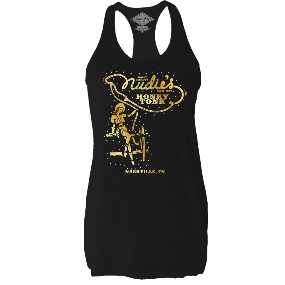 Rhinestone Ladies Tank
