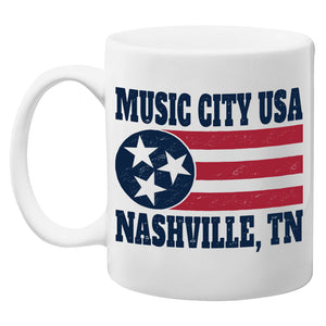 Stars & Stripes 11 oz Mug
