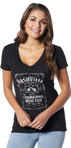Private Label Ladies V-Neck