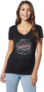 Classic Ladies V-Neck