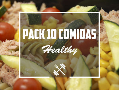 Pack Healthy 10 pack Feedness Meals