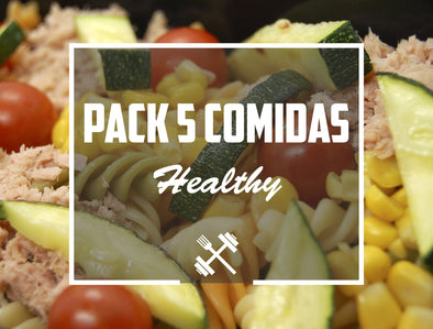 Pack Healthy 5 pack Feedness Meals