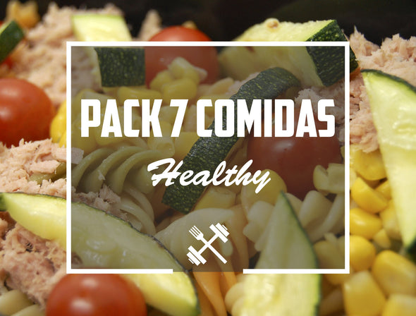 Pack Healthy 7 pack Feedness Meals