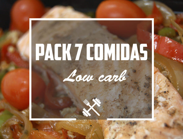 Pack Low Carb 7