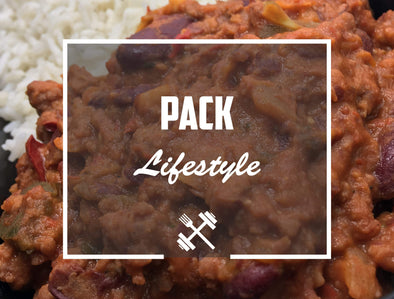Pack Lifestyle Gainz 5