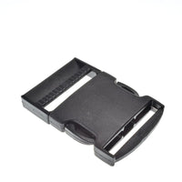 Side Release Buckle - 38mm BLK
