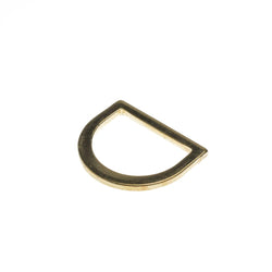 Flat D-Ring - 25mm BP
