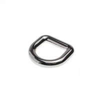 Solid D-Ring - 20mm NP